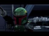 Лего: Звёздные Войны Эпизод 1: Награда Бомбаду [Дубляж от НеваФильм]
